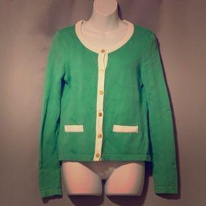 H&M button cardigan.
